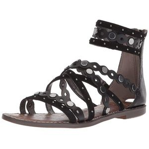 Sam Edelman studded gladiator sandals